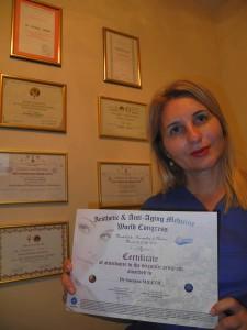 Dr Snežana Miletić
