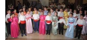 Učenici OŠ Rada Miljković
